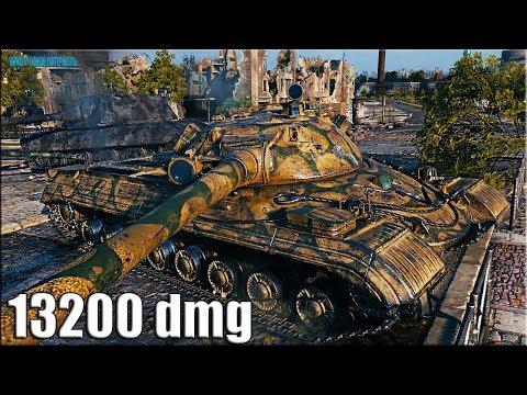 Объект 277 рекорд по урону в World of Tanks thumbnail