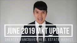 VANCOUVER REAL ESTATE - JUNE 2019