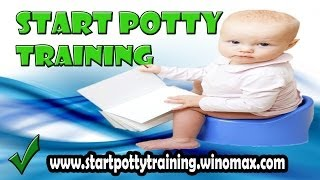 Start Potty Training Review Carol Cline