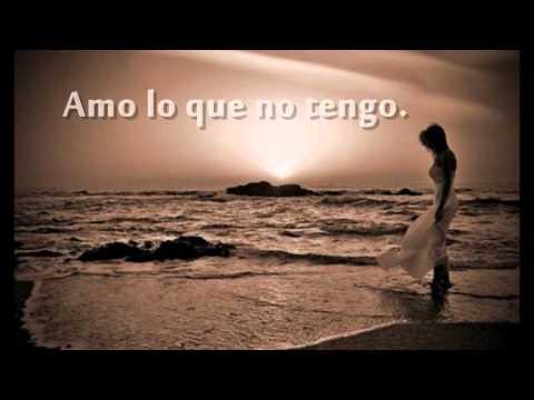 Aquí Te Amo, Poema 18 - Pablo Neruda.