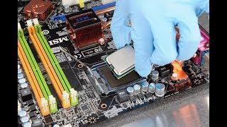 Диагностика / ремонт компьютера. ПК
