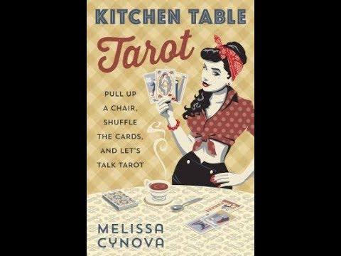 Arwentalks Kitchen Table Tarot By Melissa Cynova Llewellyn 2017