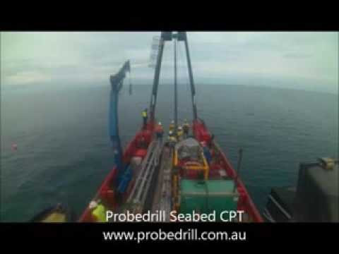 Conducting Seabed CPT