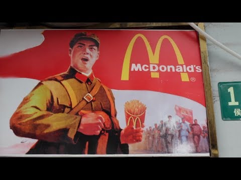 Can Chinese people find jobs?... MC DONALD JOBS/ MC DONALD LIFE