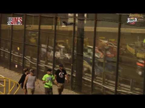 New Egypt Speedway 7/23/16 Highlights