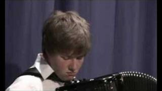 Thom Hardaker (Accordion) - Prelude & Fugue A Minor