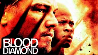 Blood Diamond (2006) Village Attack (Soundtrack OST)