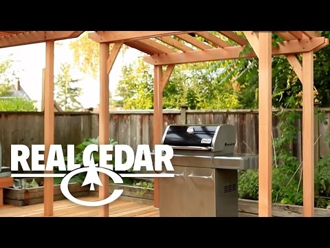 How to build : BBQ COVER - RealCedar.com