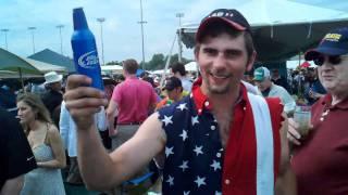 Kentucky derby 2011 infield