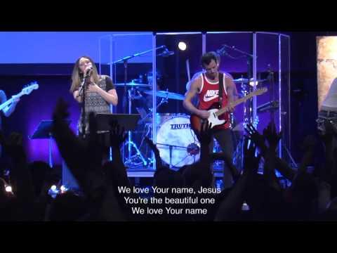 We Love Your Name, Jesus - Paul & Hannah McClure, Spontaneous Worship