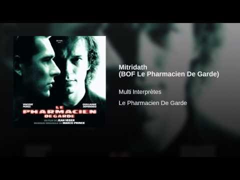 Mitridath BOF Le Pharmacien De Garde