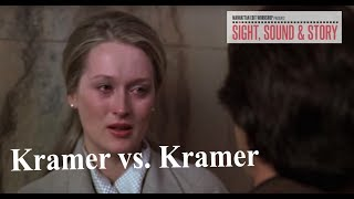 """Jerry Greenberg, ACE and Bill Pankow, ACE on Satisfaction as an Editor from """"Kramer vs. Kramer"""""""
