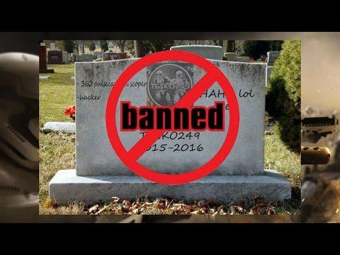 The Story of Tesko249   His Unjustified Ban... (Tesko now unbanned!)