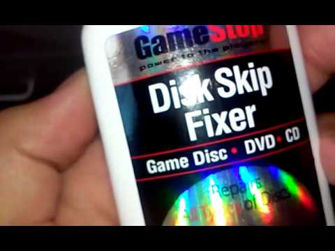 Does the gamestop disk skip fixer really work?!