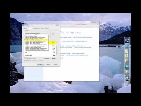 Computer Tech - Mouse Settings In Windows 7