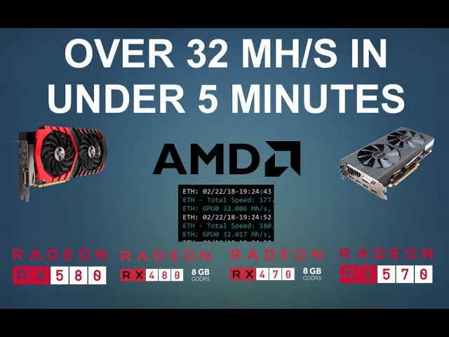 Rx580 Making Over 32Mh S Eth Simple Mod Under 5 Minutes Works For Rx470 480 570 580