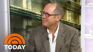 James Spader Dishes On 'Blacklist' Season 3 | TODAY