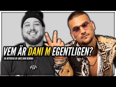 VEM ÄR DANI M EGENTLIGEN? *EN LEGEND INOM SVENSK RAP?!*
