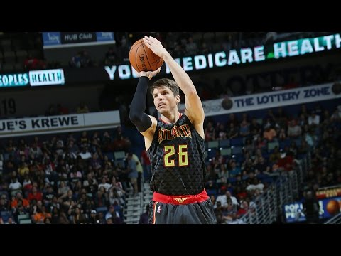 Kyle Korver goes 8-8 vs. Pelicans