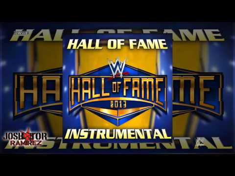 WWE: Hall Of Fame (Hall of Fame 2013 Instrumental Theme) - DL with Custom Cover
