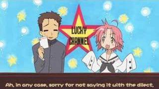 Parody - Lucky Channel, Lucky Star