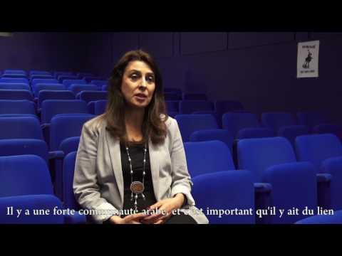 Mai Masri nous parle de son expérience durant le FCP édition 2016
