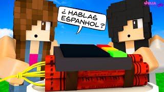 DESATIVE A BOMBA EM ESPANHOL NO MINECRAFT!