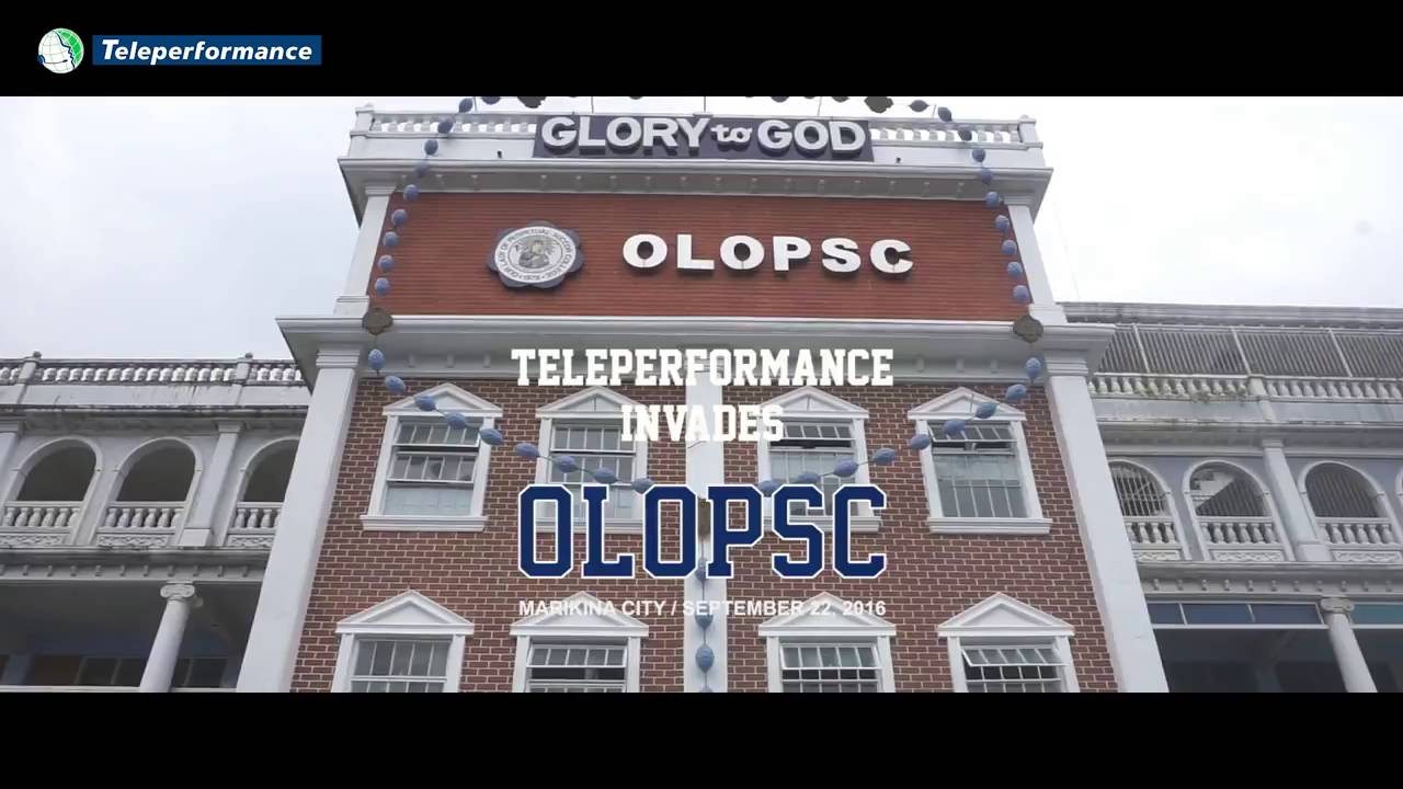 Teleperformance LaunchPad - Our Lady of Perpetual Succor College