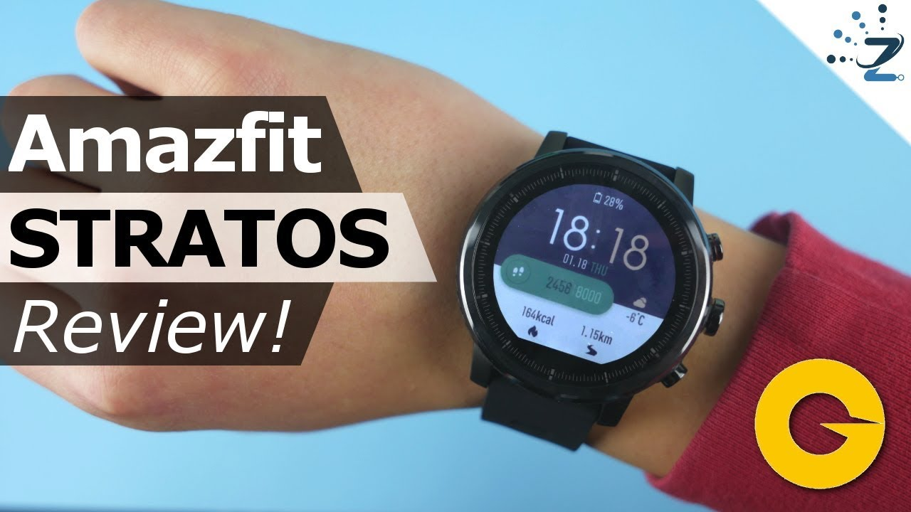 Xiaomi Amazfit Stratos Review (English): Awesome Smartwatch    but I hate  it 😢