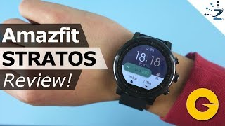 Xiaomi Amazfit Stratos Review (English): Awesome Smartwatch... but I hate it 😢