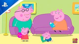 PlayStation 4 sumará a Peppa Pig a su cartelera de videojuegos