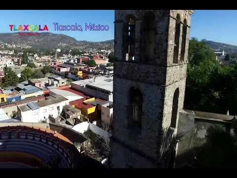 Ex Convento Franciscano, Tlaxcala, Tlax. MÉXICO