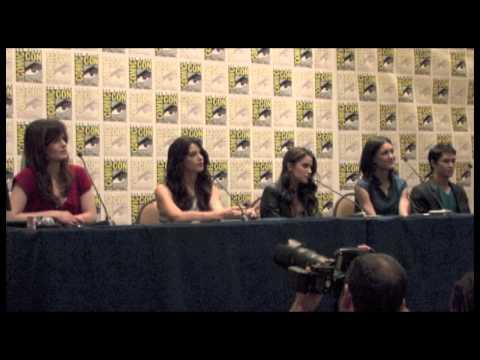 Twilight: Breaking Dawn Part 1 Nikki Reed, Ashley Greene, and Elizabeth Reaser Interview