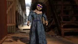Roaming Antique Doll - Spirit Halloween