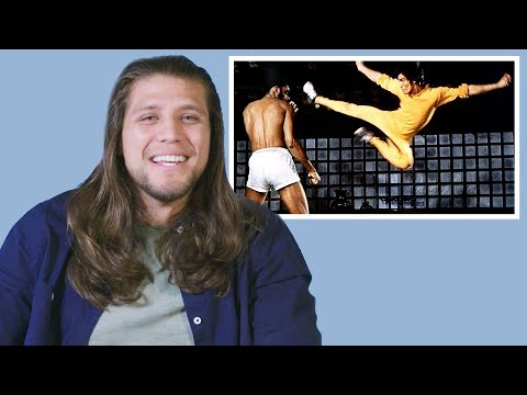 UFC Fighter Brian Ortega Breaks Down Fight Scenes In Movies | GQ