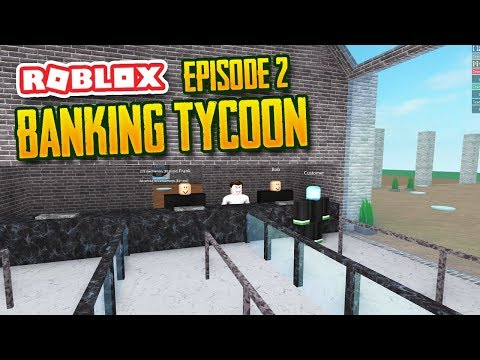 NEW EMPLOYEES - Roblox Banking Tycoon #2
