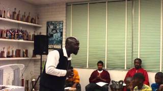 Africa: The Birthplace of Civilization and Monotheism - Dr. Kaba Kamene & Dr. A.J. Varmah pt. 6