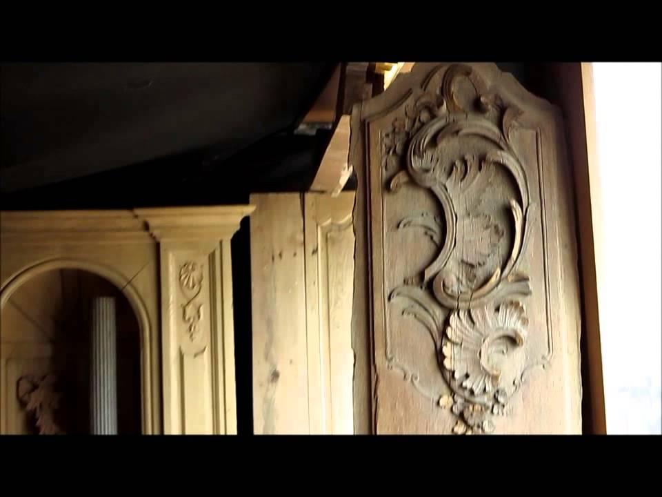 boiseries murales anciennes en restauration ou reproduction sculptures sur bois en b nisterie. Black Bedroom Furniture Sets. Home Design Ideas
