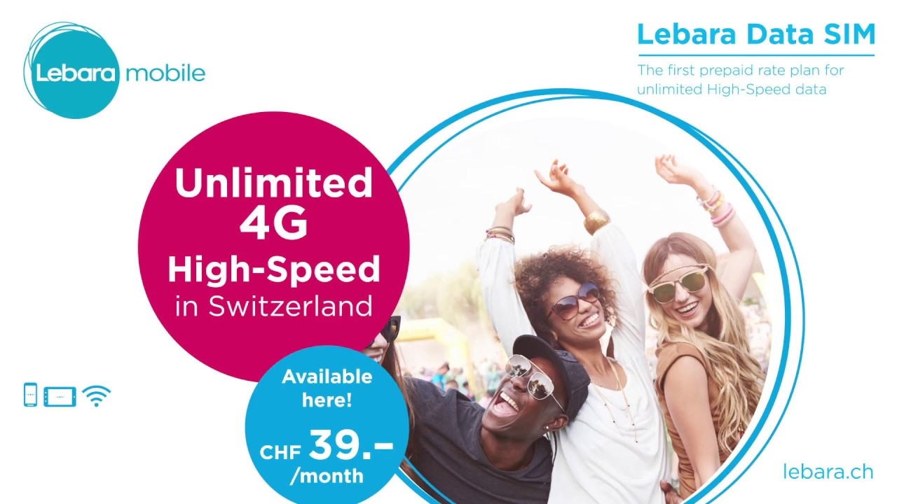 Lebara Europe Swiss World Data Sim En Youtube