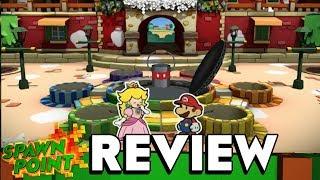 Paper Mario Color Splash | Game Review