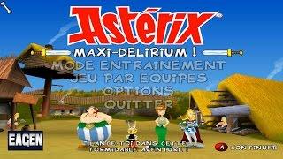 Eagen Test #18 - Astérix Maxi-Delirium PC