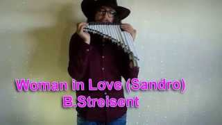 Barbra Streisand  Woman in Love   Sandro Martinez   Demo