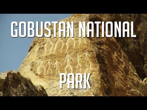 Gobustan National Park, Baku, Azerbaijan