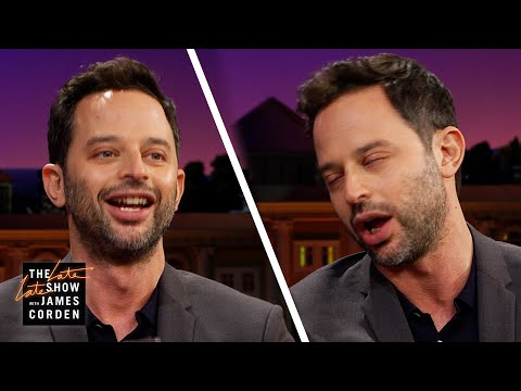 Nick Kroll Can't Stay Awake in Theaters