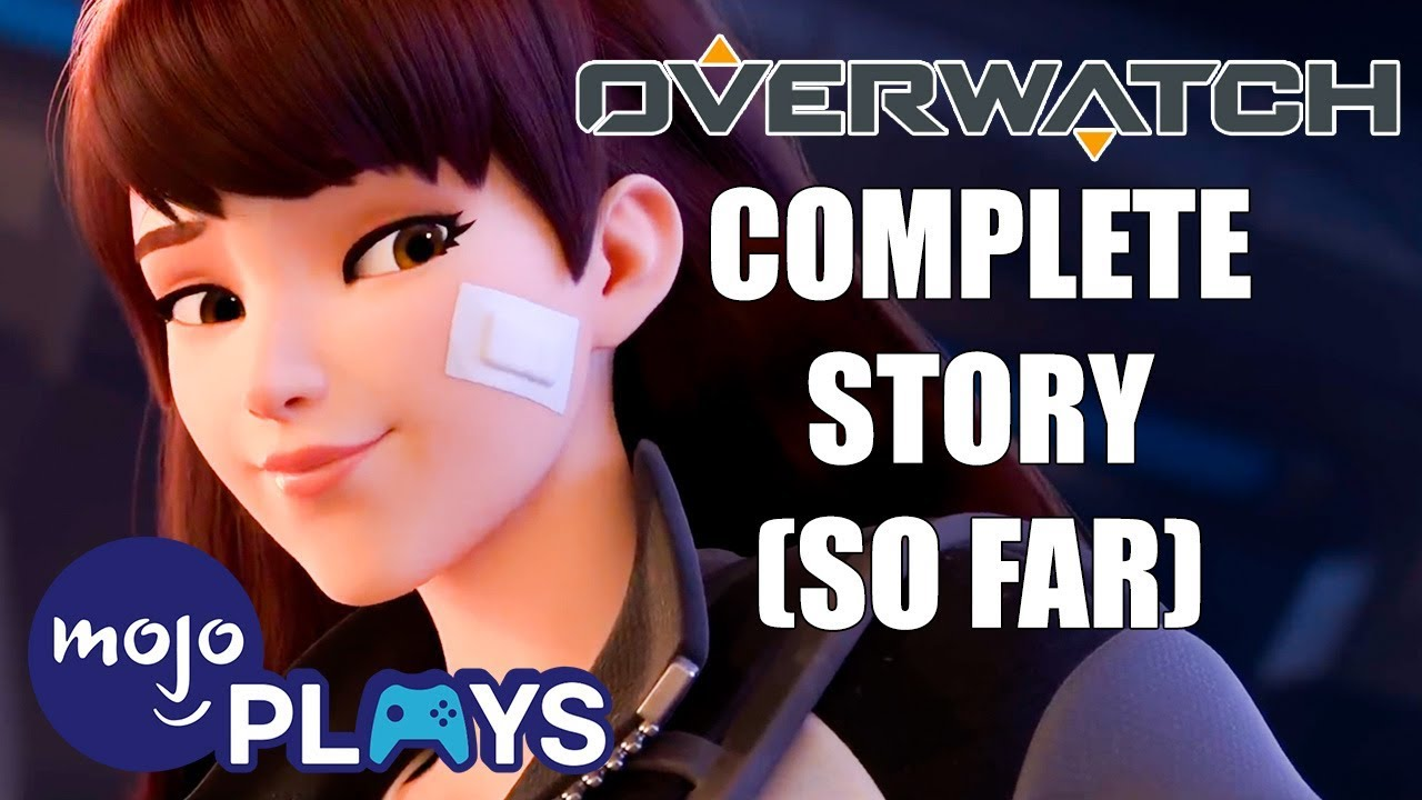 Overwatch: The Complete Story Explained