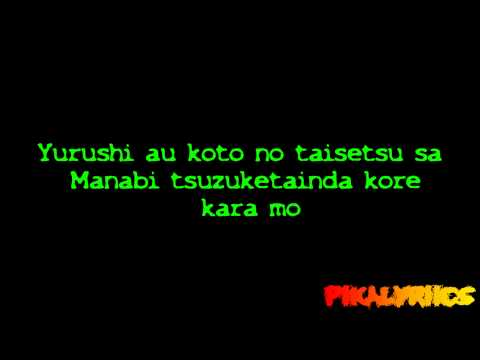 Fairy Tail - Opening 9 [Official Lyrics Video] [HD/HQ]