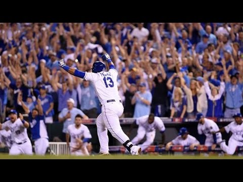 2014 Royals EPIC Wild Card Comeback