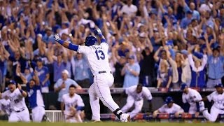 2014 Kansas City Royals: EPIC WILD CARD COMEBACK