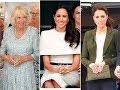 Читаем по рукам: что говорят о Меган, Кейт и других королевских особах их руки