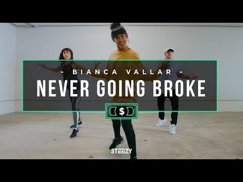Never Going Broke - Iamsu Dance | Bianca Vallar Choreography | STEEZY.CO (Beginner Class)
